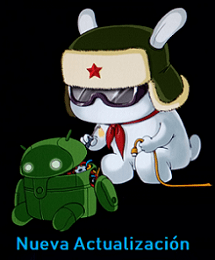 Actualizacion Xiaomi