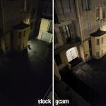 diferencias gcam vs stock
