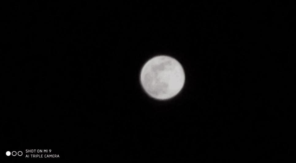 modo luna xiaomi mi 9