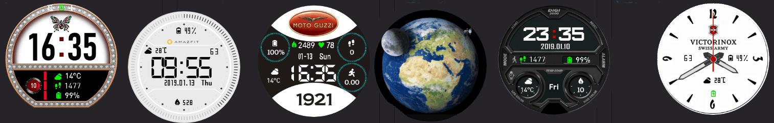 esferas amazfit stratos-pace