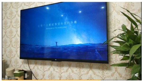 televisión xiaomi anuncios