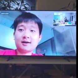videollamada en tv de xiaomi