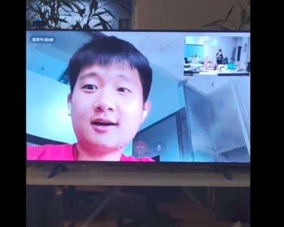 videollamadas en la television xiaomi