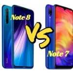 Diferencias entre Redmi Note 8 y Note 7