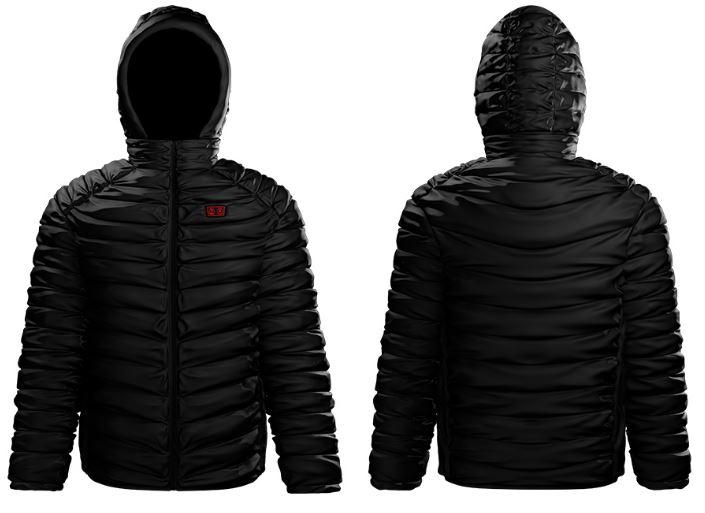 chaqueta térmica xiaomi