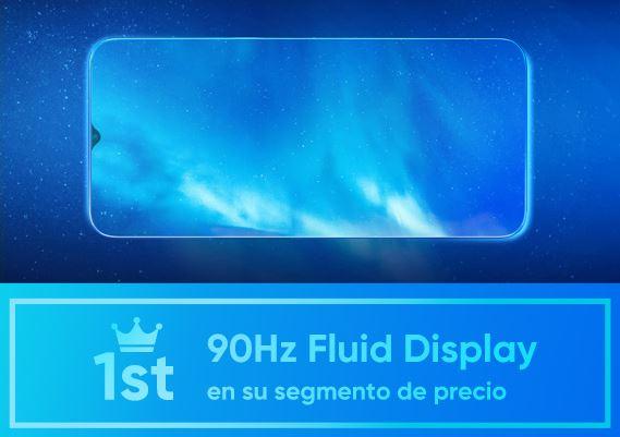 pantalla realme x2 pro