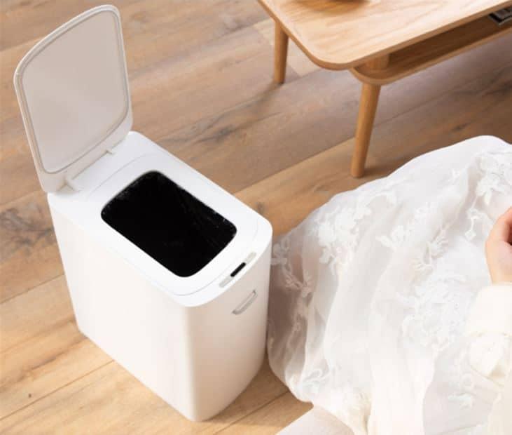 cubo de basura inteligente xiaomi