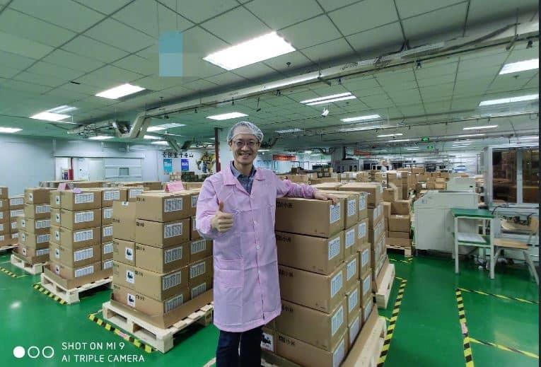nuevas fabricas de xiaomi 5g