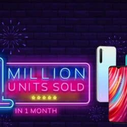 redmi note 8 vende 1 millon