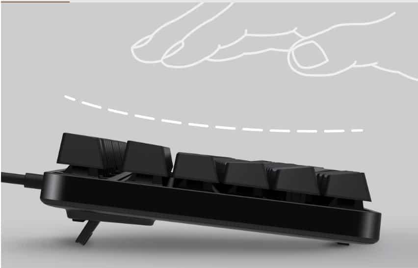 teclado gaming xiaomi