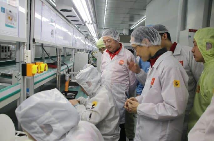 fabrica de xiaomi