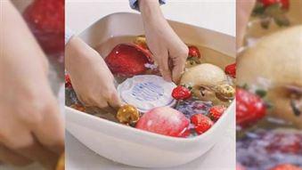 purificador de frutas y verduras de Xiaomi