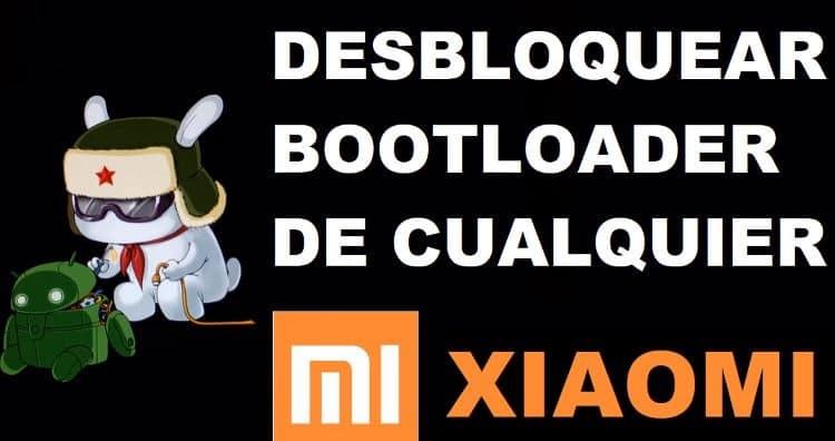desbloquear bootloader en xiaomi 2020