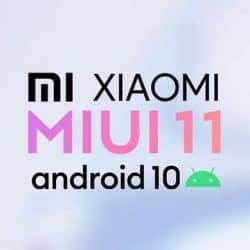 miui 11 con android 10