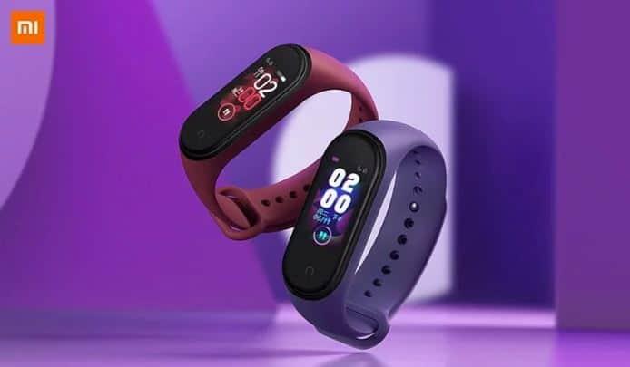 NFC Xiaomi Mi Band 5
