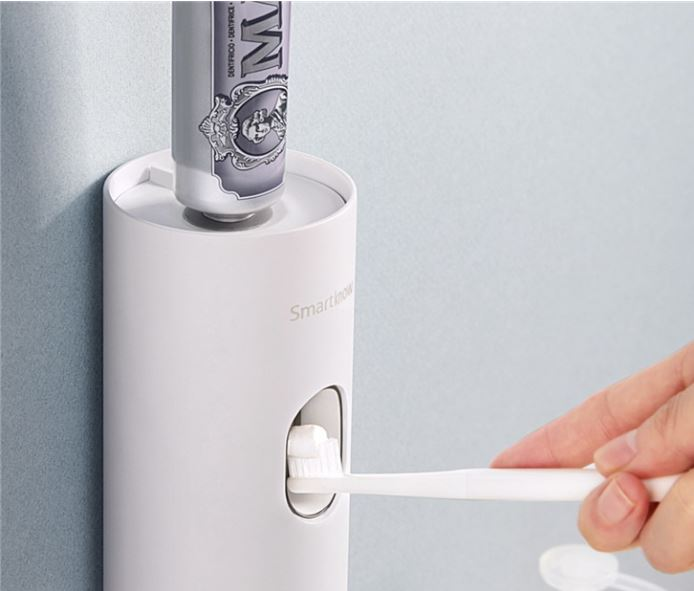 dispensador automático pasta de dientes Xiaomi