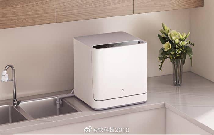 lavavajillas portátil xiaomi