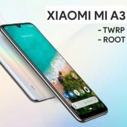 hacer root en xiaomi mi a3
