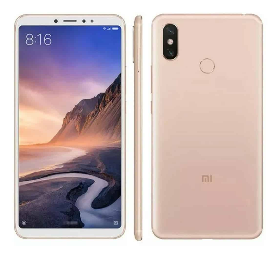 Celular Xiaomi Mi Max 3 Global 64gb 4g Novo Original Tel 6.9 - R ...