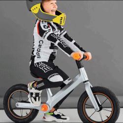 Bicicleta deportiva profesional Qi Xiaobai con amortiguación