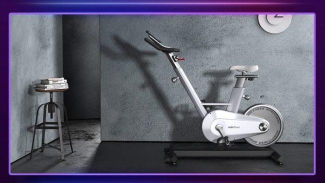 Bicicleta inteligente de spinning Mobi