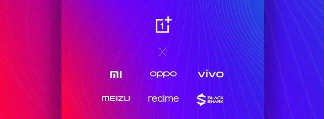 Airdrop de Xiaomi y Oppo unen mas marcas