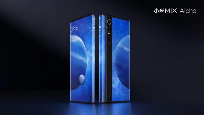 Xiaomi Mi Mix Alpha presentado