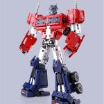 Xiaomi lanza el juguete Optimus Prime Transformer de Hasbro