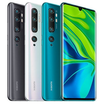 Xiaomi mi note 10 versión global 6.47 pulgadas 6gb 128gb 108mp penta ...