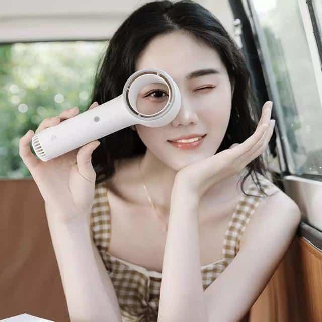 Ventilador sin cuchillas de mano inteligente Weiyuan