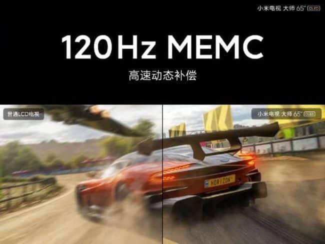Lanzamiento de Xiaomi TV Master Series