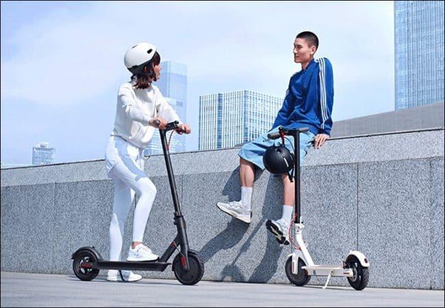 Scooter eléctrico MIJIA 1S
