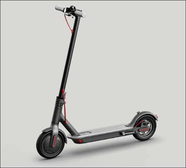 Mi Scooter Eléctrico 1S
