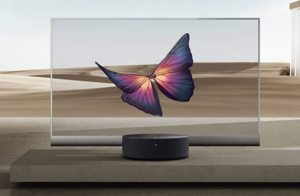 Destacado Xiaomi Mi TV LUX OLED Transparent Edition