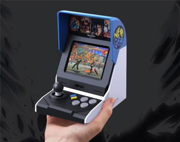Mini consola de juegos NNEOGEO