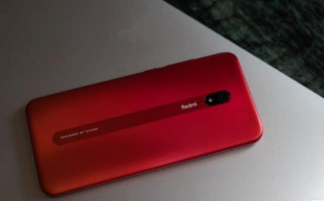 Redmi 8A está actualizado con versión estándar de Android 10 en China