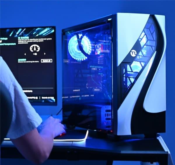 Computadora de escritorio Ningmei Soul GI6