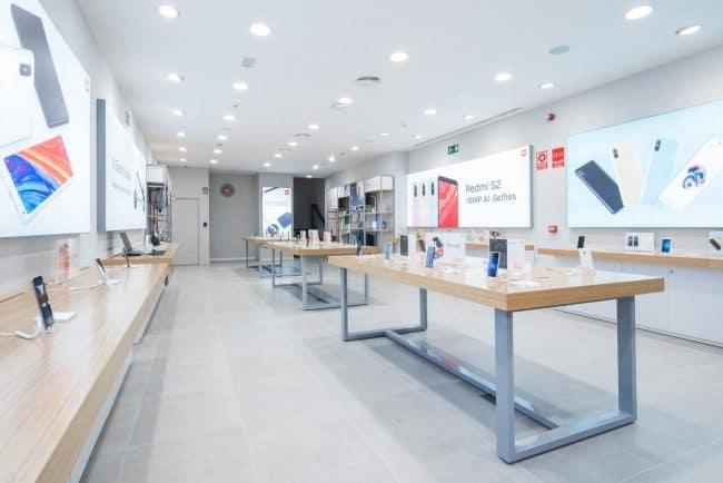 Mi store tienda xiaomi en Madrid Sol