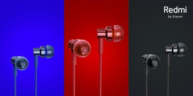 Auriculares Redmi Todos los colores