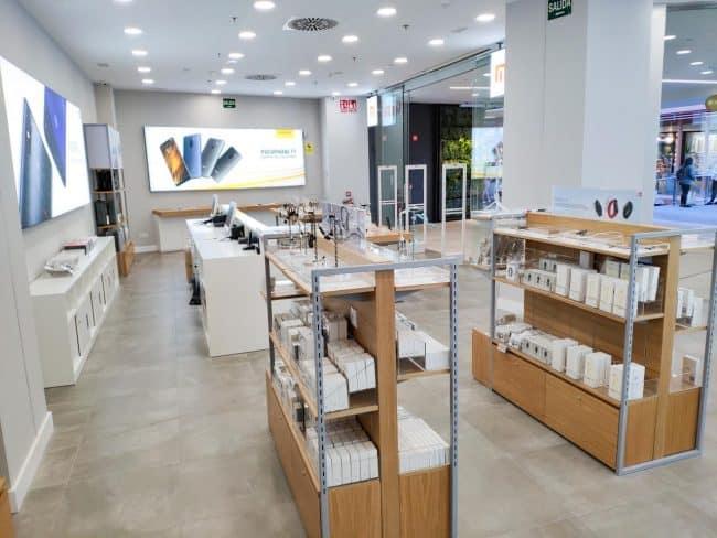 Tienda Xiaomi Mi Store Exclusiva Torre Sevilla