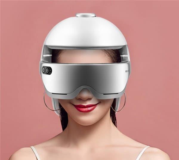 Masajeador de cabeza inteligente Momoda