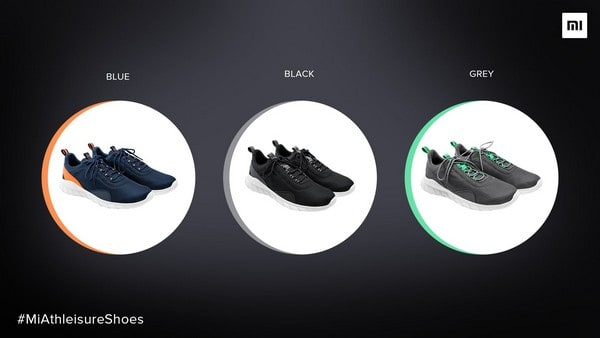 xiaomi mi athleisure shoes calzado deportivo precio 2