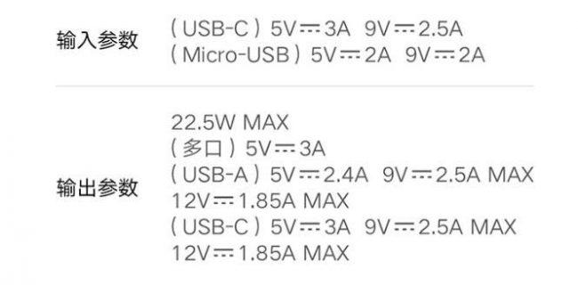 Banco de energía Xiaomi 3