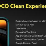 POCO Launcher 3.0 ¿Lanzamiento, reemplaza a Miui 12?