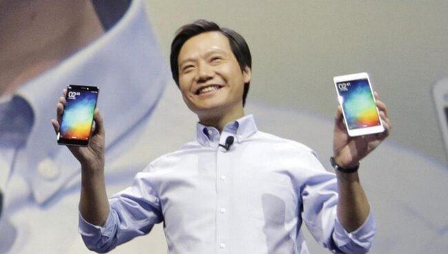 CEO de Lei Jun Xiaomi
