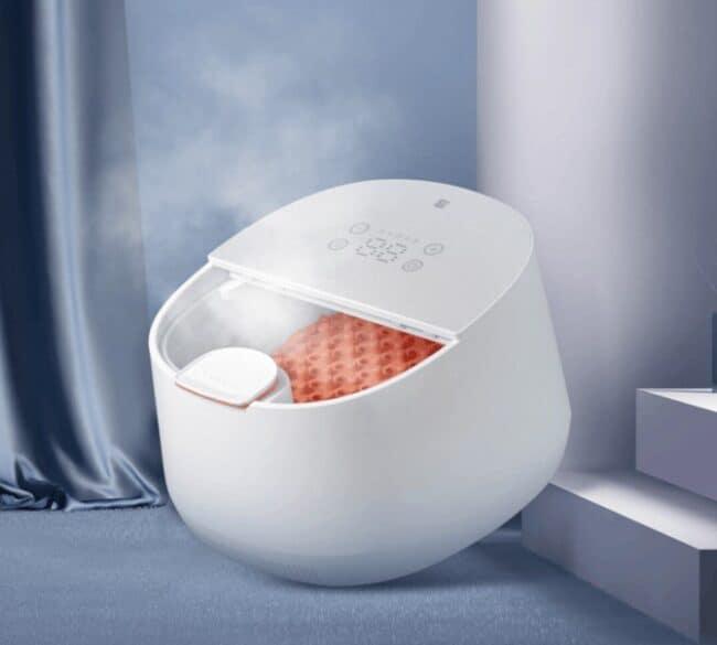 Baño de pies de vapor inteligente Zdeer Z9