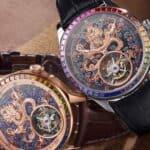 El reloj mecánico mas caro de Xiaomi cuesta 800€