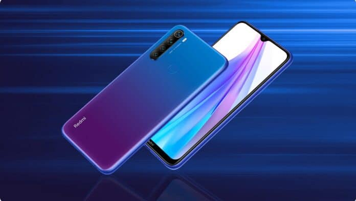 Redmi Note 8, 8T y 8 Pro android 11