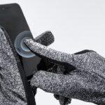 Guantes de aerogel de Xiaomi para usar tu teléfono en invierno