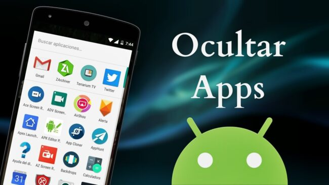 Ocultar aplicaciones en móviles Xiaomi